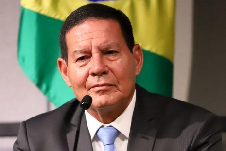 Mourão quer continuar com Bolsonaro em 2022