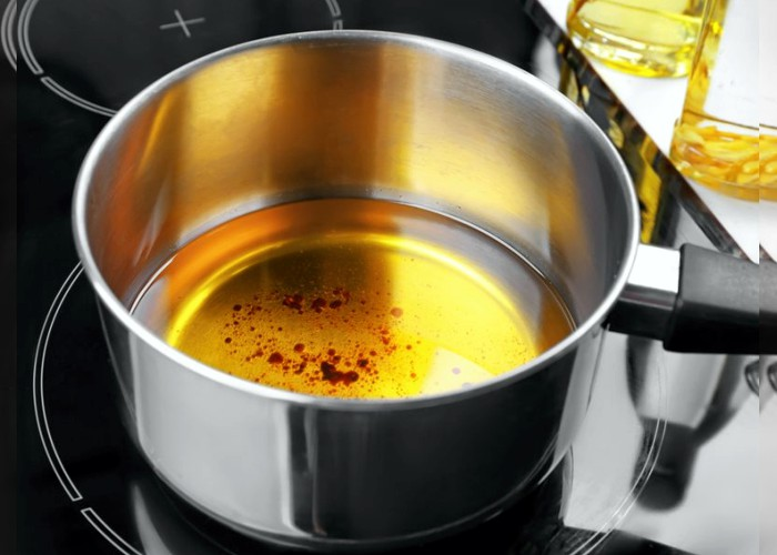 Saiba como descartar óleos de cozinha corretamente