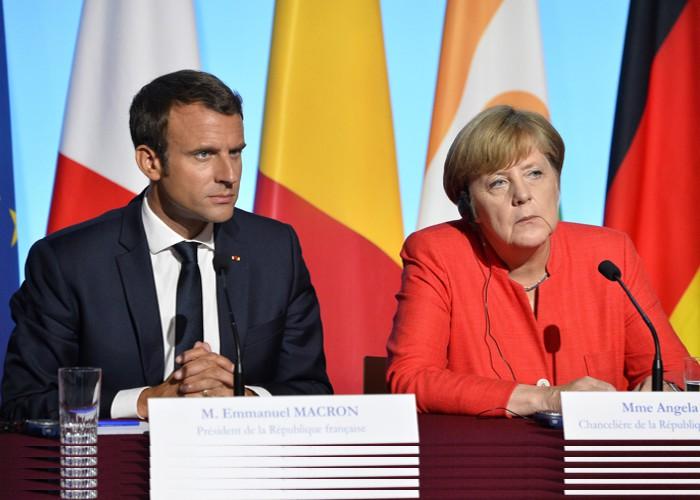 França e Alemanha anunciam lockdown parcial após explosão de casos