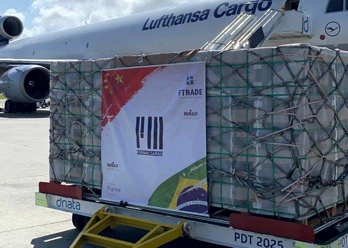 RN exporta primeira carga brasileira de melão para a China após acordo bilateral