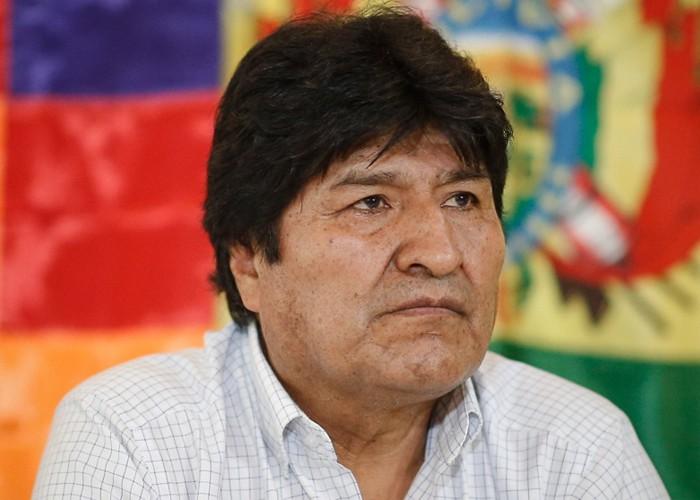 Evo Morales indica que retorno à Bolívia pode ser em novembro