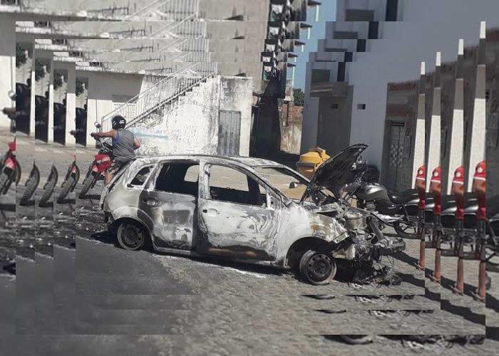 Bandidos invadem Coremas e explodem Banco, na véspera da visita presidencial