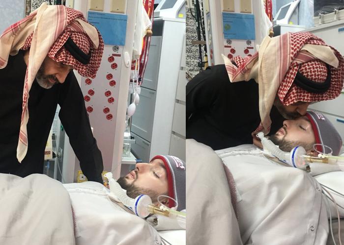 Príncipe está em coma há 15 anos e família se recusa a desligar os aparelhos