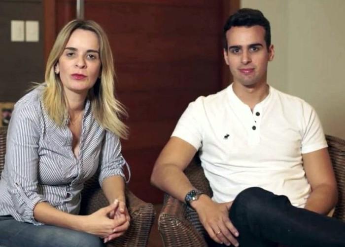 Filho de Daniella será anunciado como pré-candidato a vice de Bruno