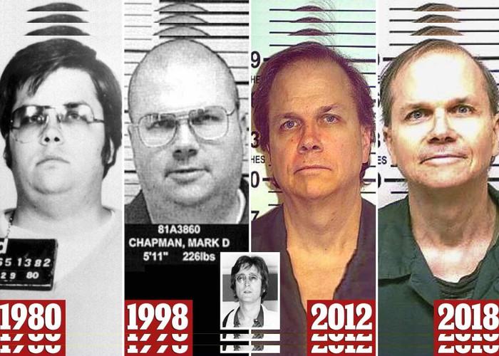 As 'desculpas' de Mark Chapman pelo assassinato de John Lennon há 40 anos