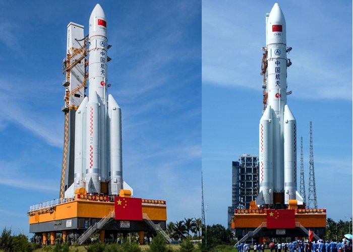 """China anuncia sucesso em teste com nave espacial """"reutilizável"""""""