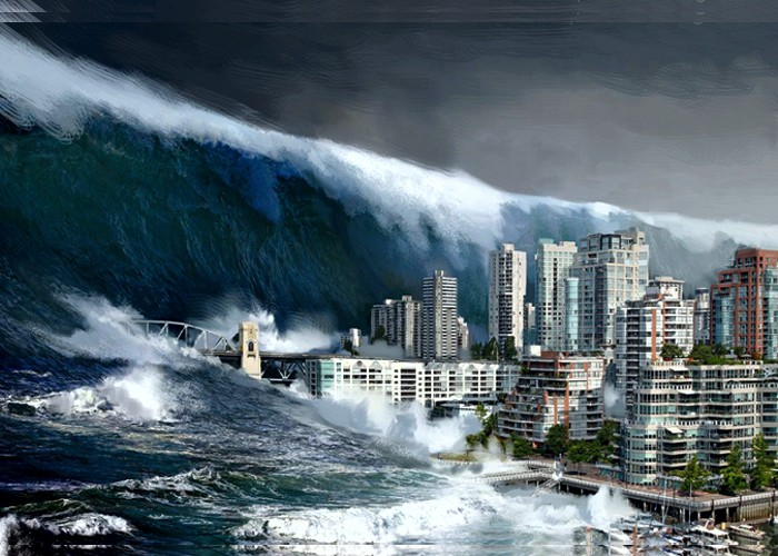 Vulcão Cumbre Vieja: Mega Tsunami pode atingir o Brasil