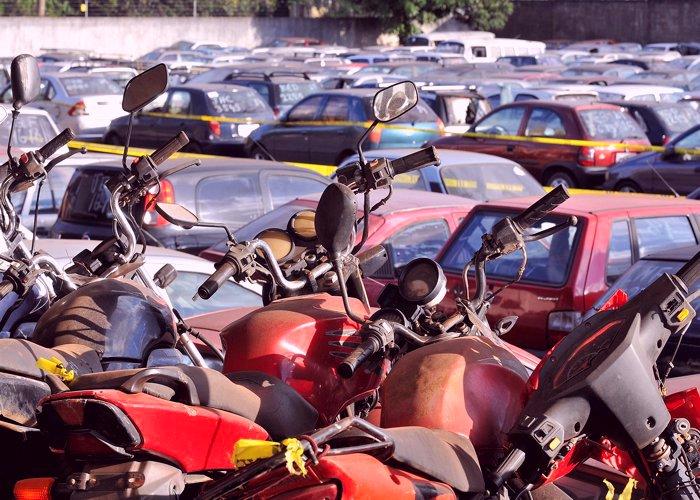 Detran-PB vai leiloar 1.260 veículos pela internet