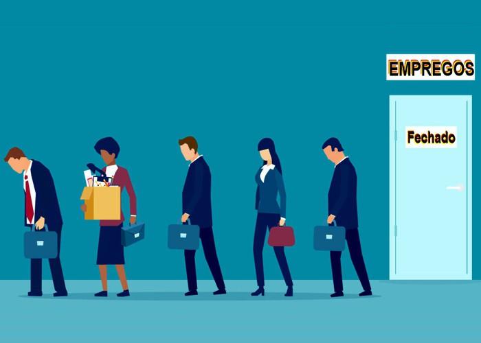Com o fim do isolamento, cerca de 1,6 milhão voltam a procurar emprego