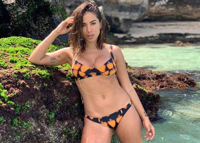 Anitta conta com quem teve o melhor sexo de sua vida
