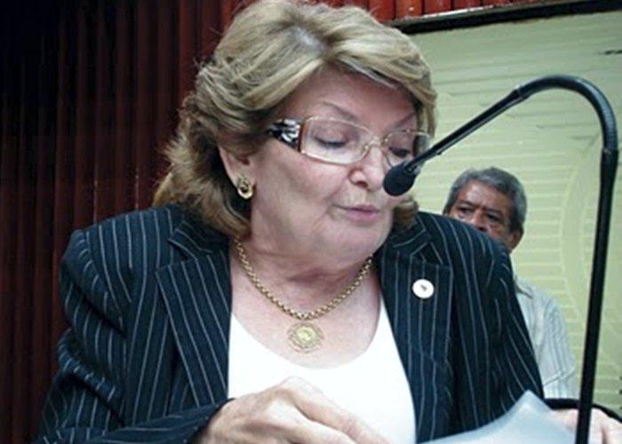 Ex-deputada estadual Socorro Marques morre aos 86 anos