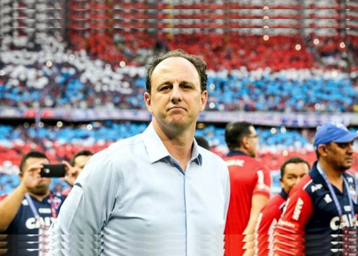Rogério Ceni deixa o Fortaleza para acertar com o Flamengo