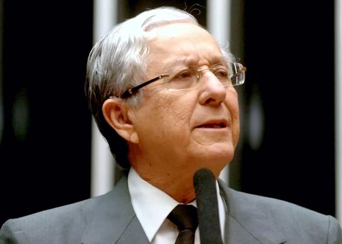 Infarto mata ex-deputado federal Armando Abílio aos 76 anos