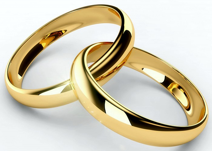 Saiba os nomes das bodas de 1 a 75 anos de casamento