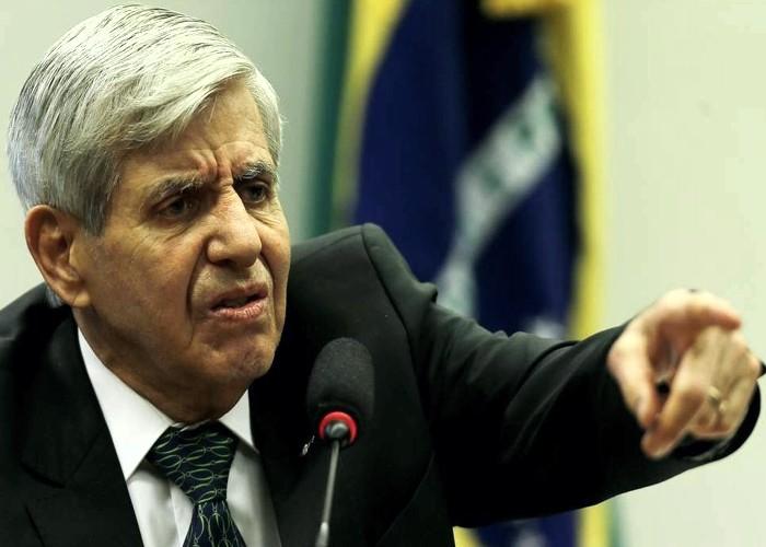 Interesses ocultos usam meio ambiente para prejudicar país, diz Ministro Heleno
