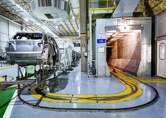 Grupo Caoa fará investimento de R$ 1,5 bilhão para renovar produção de fábrica