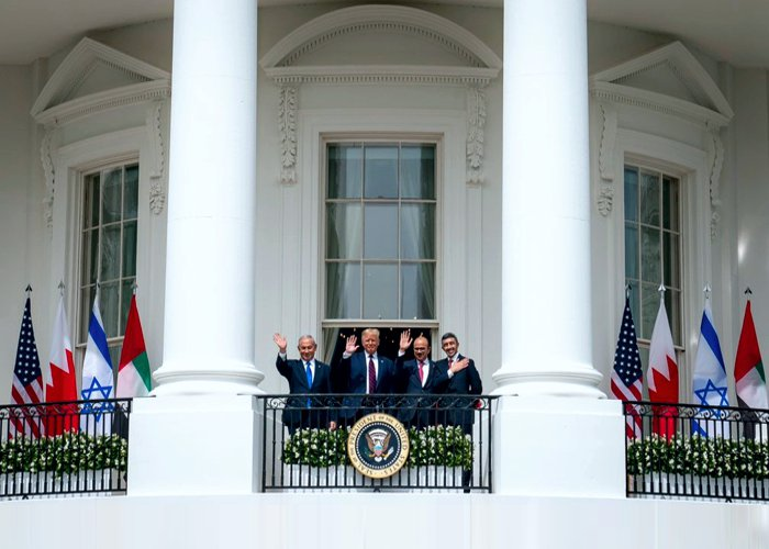 Israel assina acordo histórico com os Emirados Árabes Unidos e Bahrein