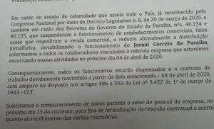 jornal_correio_da_paraiba_encerramento